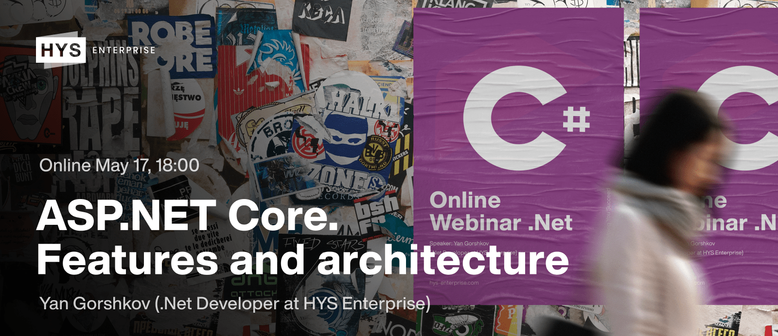 .NET Webinar. ASP.NET Core: Features and Architecture