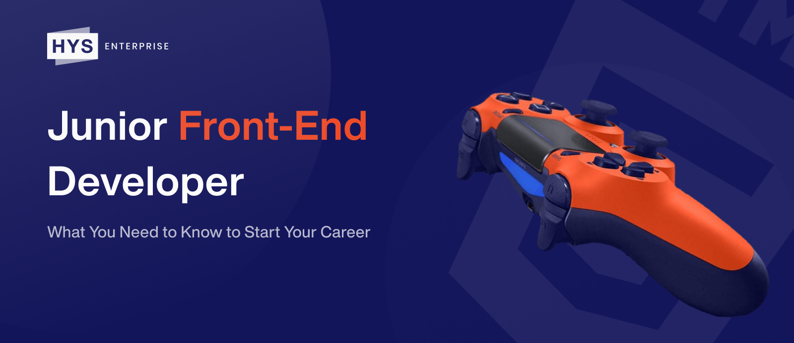 Junior Front-End Developer: What You Need to Know to Start Your Career