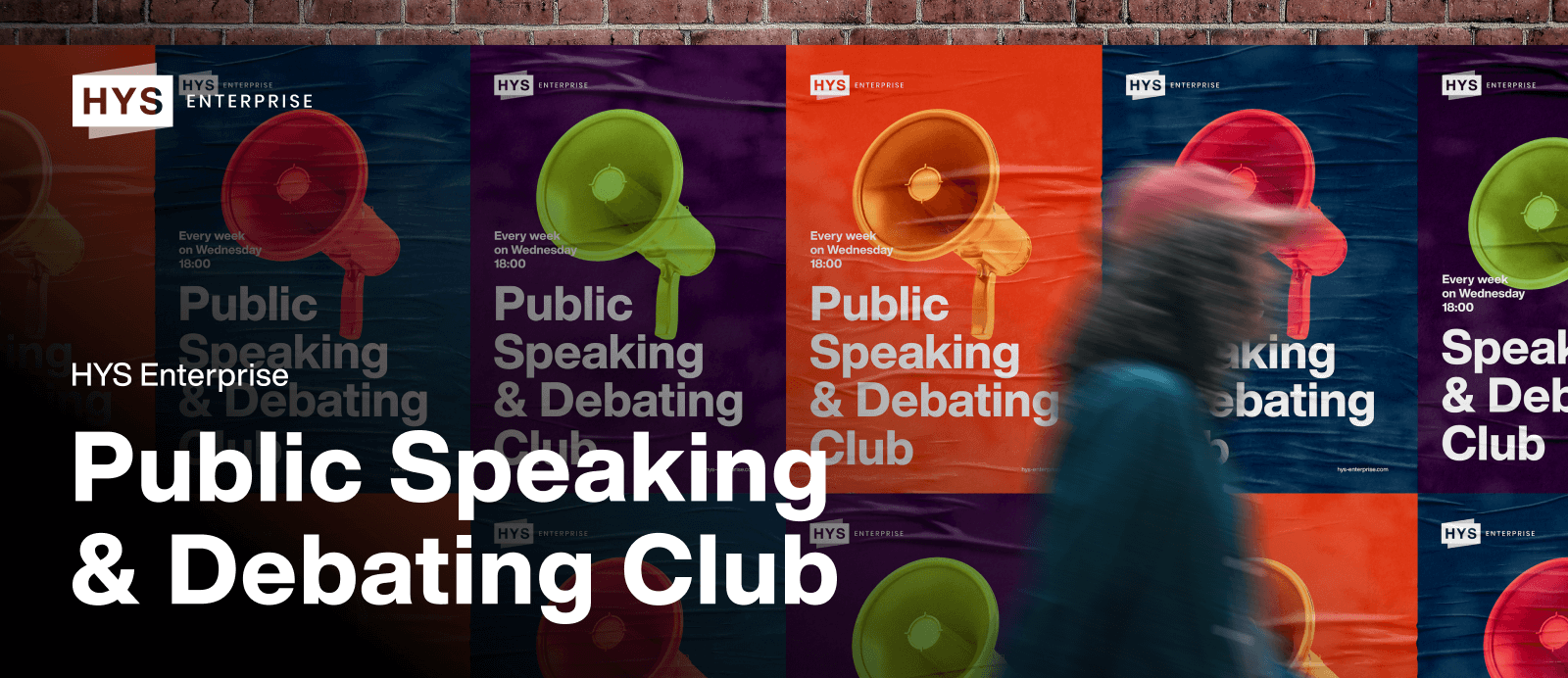 Public Speaking & Debating Club