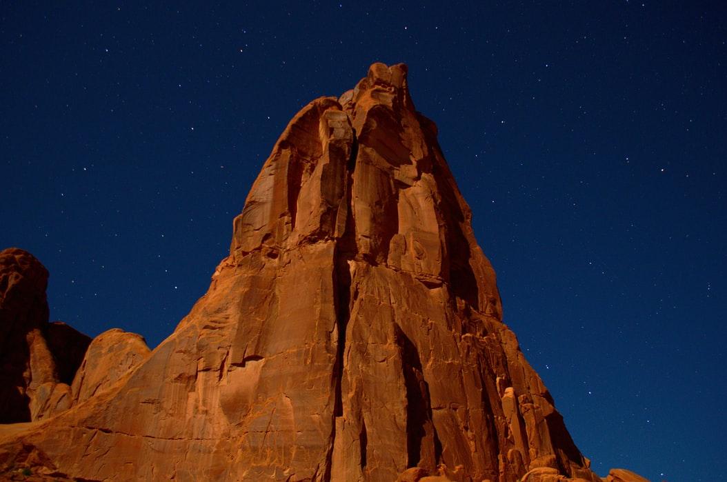 monolith rock
