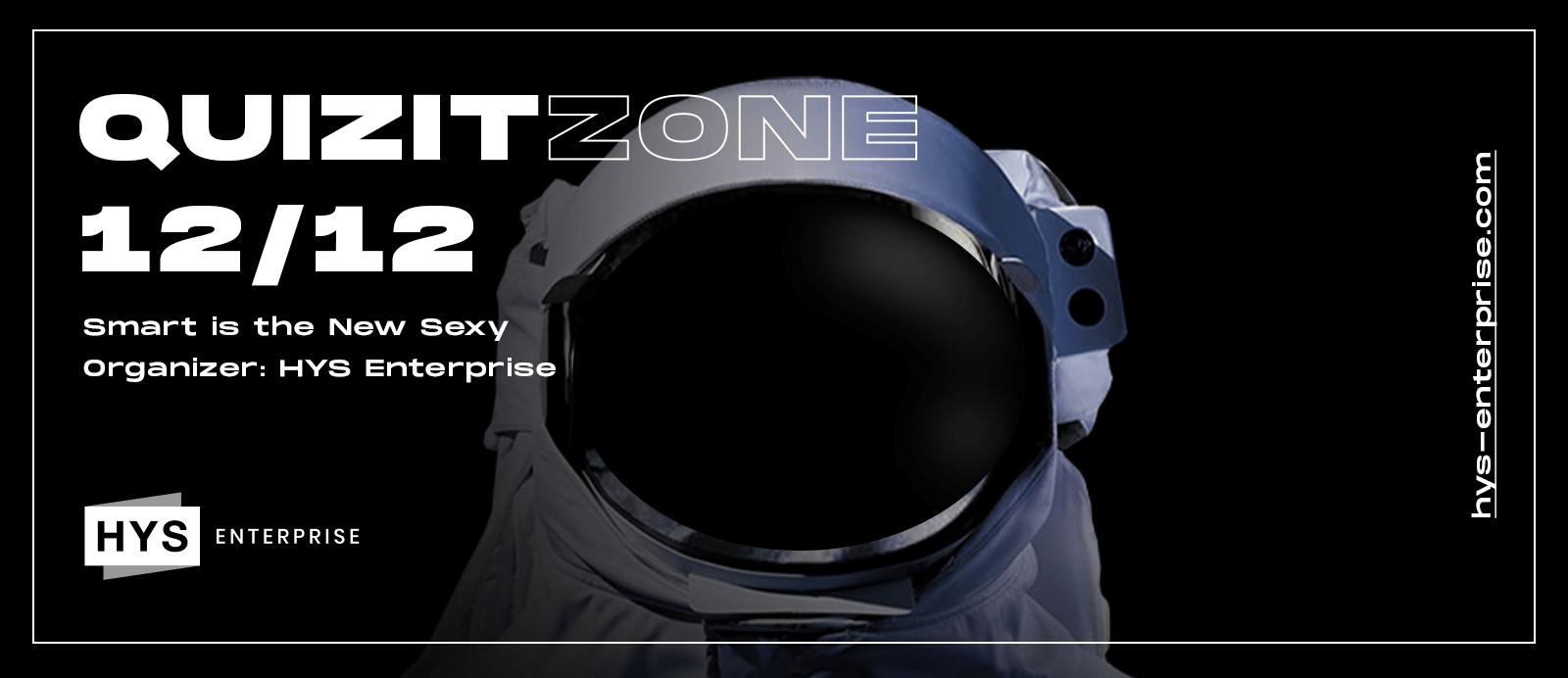 Quiz IT Zone. Online format